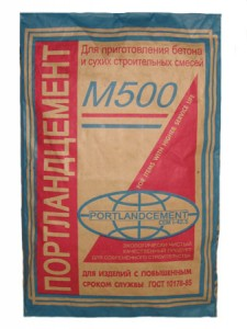 портландцемент М 500 Д0