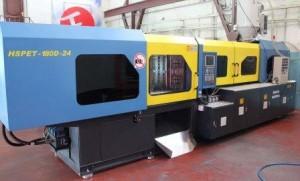 Термопластавтомат для производства ПЭТ-преформ HSPET-1800D-24