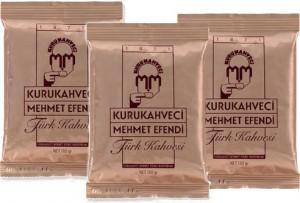 100 г. Кофе по-турецки молотый MEHMET EFENDI (25 шт) infrus.ru