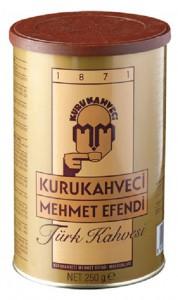 250 г. Кофе по-турецки молотый MEHMET EFENDI (12 шт) infrus.ru