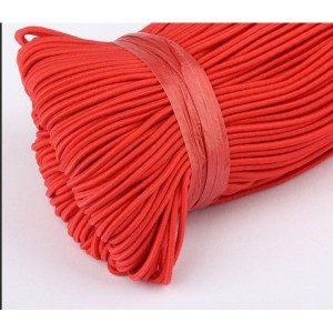 Шнур эластичный 04С2211, оранжевый